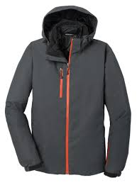 custom port authority mens vortex waterproof 3 in 1 jacket