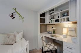 small space office. Bedrooms : Small Home Office Design Ideas Desk For Space
