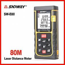 Лазерный <b>дальномер SNDWAY SW-T 80</b>, купить по цене 4490 в ...