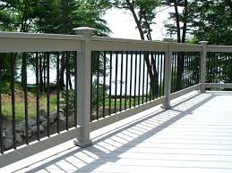 deck railing option part 3 composite options posted in deck railings deck railing options deck railing option