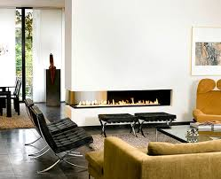 fireplace interior design. modern living room ideas with fireplace by interior design contemporary two sided