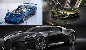 Aston martin db9 vs bugatti chiron: The World S Most Expensive Car Is Not A Rolls Royce Or Aston Martin The Week