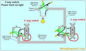 3 way switch wiring diagram 3 way light switch wiring diagram Wiring Diagram Of A Three Way Switch 3 way switch wiring diagram wiring diagram for a three way switch