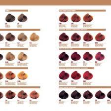 Nak Colour Chart Nak Professional Archives Salon Pacific