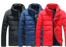calvin klein womens down coat jackets stand collar men goose filling costco jacket