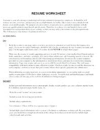 Resume In One Page Sample Best Of One Page Resume Examples One Page Resume Samples Do Resumes Have To