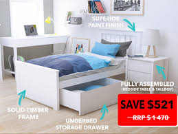 Kids Bedroom Furniture Perth Kids Bedroom Suites 3pce Brown Kids Single Bedroom Suite Coco