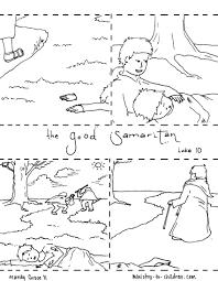 The Good Samaritan Story For Kids