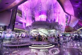 renovated chandelier bar opens at cosmo with new cocktails comp drink voucher system