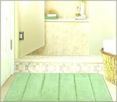 memory foam bath rug set green bathroom rug bath runner bathroom runner memory foam bath rugs