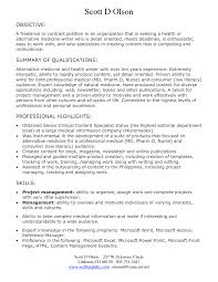 Cover Letter Engineering Resume Objective Engineering Resume
