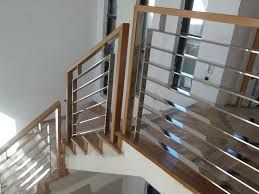 Amazing Stainless Steel Stair Railing