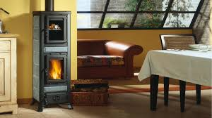Kitchen Fireplace For Cooking La Nordica Fulvia Forno Wood Burning Cooking Stove Fireplace