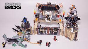 Lego Ninjago 70655 Dragon Pit Speed Build - YouTube