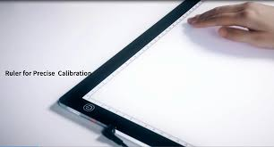 Huion A4 Light Box Huion A4 Other Computer Accessories A4 Size Acrylic X Ray Light Box Tracing Sketching For Kids Led Drawing Board View Led Drawing Board Huion