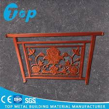 china decorative wall panel cnc carved aluminum composite panel china aluminum carved panel decorative wall panel