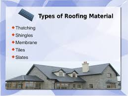 types of roofing sheet roofing sheets material consideration guide