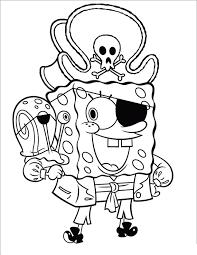 Disegni Da Colorare Di Spongebob Fotogallery