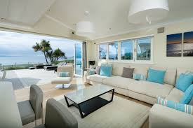 beachy style furniture. White Beach Furniture. Blue And Living Room Color Schemes Using L Shaped Sectional Beachy Style Furniture