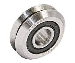 bearing. rm2-2rs 3/8 v groove guide bearing sealed ball bearings