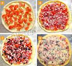 Приготовление пиццы пошагово с фото