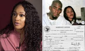 R Kelly married Aaliyah, 15, after getting her pregnant and lied ...