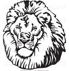 lion face black and white clipart.  Clipart Lion Face Black And White Clipart  Photo8 And Face Black White Clipart B