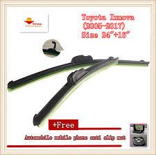 Wiper Blade Fit Chart High Quality Car Windshield Wiper Blade For Toyota Innova