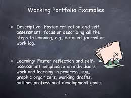 Portfolio Assessment And Design Ppt Download