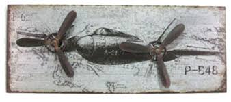 metal airplane wall plaque eclectic artwork atlanta on airplane wall art metal with metal airplane wall art elitflat