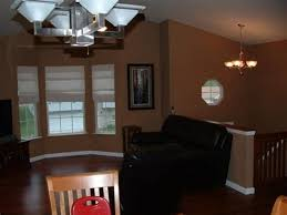 best paint color for living room with dark brown furniture ideas