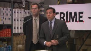From Crime Aid Favorite Auction Item The Office Fanpop