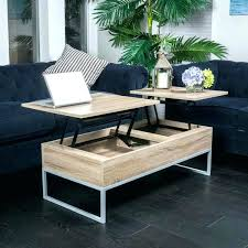 raised top coffee tables lift top coffee table lift top coffee table storage awesome best house