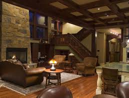 living room Beautiful Mission Style Furniture For Craftsman