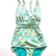 Athena Swimwear Size Chart Athena Women S One Piece Paisley Swimsuit