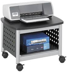 Printer stand ikea Storage Modern Printer Stand From Ikea With Wheels And Paper Stock With Printer With Hole Decoration In Homesfeed Maximize The Use Of Your Office Space With Printer Stand From Ikea