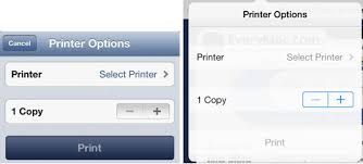 How To Print From Ipad Airprint And Other Options