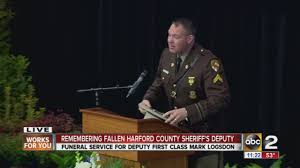 Adam Argenbright of Maryland State Police remembers fallen friend - YouTube
