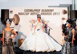 cosmoprof academy makeup artist award show 4