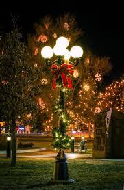 Christmas Lights For Street Lights Christmas Victorian Light Post Christmas Porch Christmas