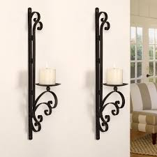 best outdoor home decor using large wall sconces candles wrought iron large wall sconces candles