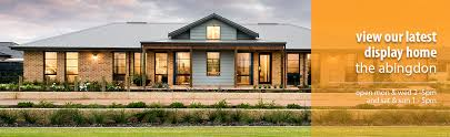 Home Builders   WA Country Builders
