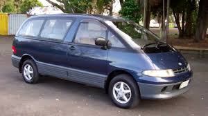 1995 Toyota Estima Lucida 8 Seater People Mover $1 RESERVE ...