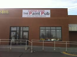 the paint pub plans opening in maple grove