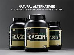 optimum nutrition gold standard 100 casein natural flavors natural alternatives no artificial flavors sweeteners or colors
