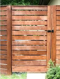 full image for 4ft wide wooden garden gates 750mm wide garden gate diy fence gate 5