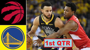 Toronto Raptors vs Golden State Warriors 1st Quarter | NBA Season 2021