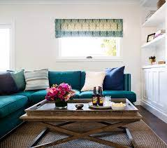 move over neutral sofa here comes color