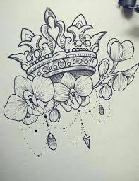 Tatuaggi короны татуировки эскиз тату и абстрактные тату