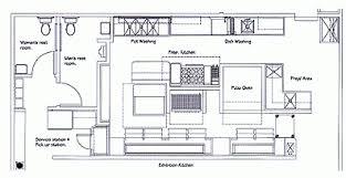 commercial restaurant kitchen design. Plain Commercial Restaurant Kitchen Design Layout 2 A For . L